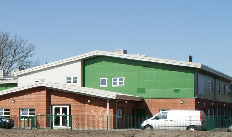 Stockport Homes Deeplish Primary School